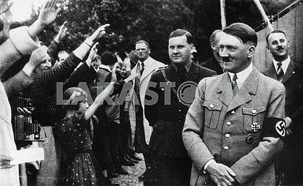 Hitler meets people