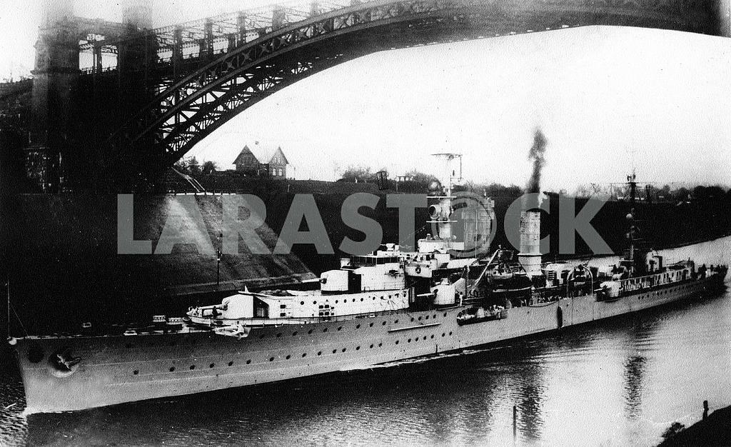 German torpedo-boat — Image 23252