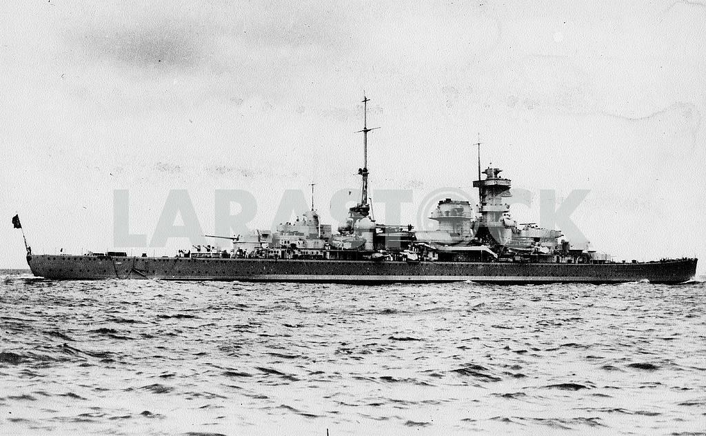 German heavy cruiser — Image 23255
