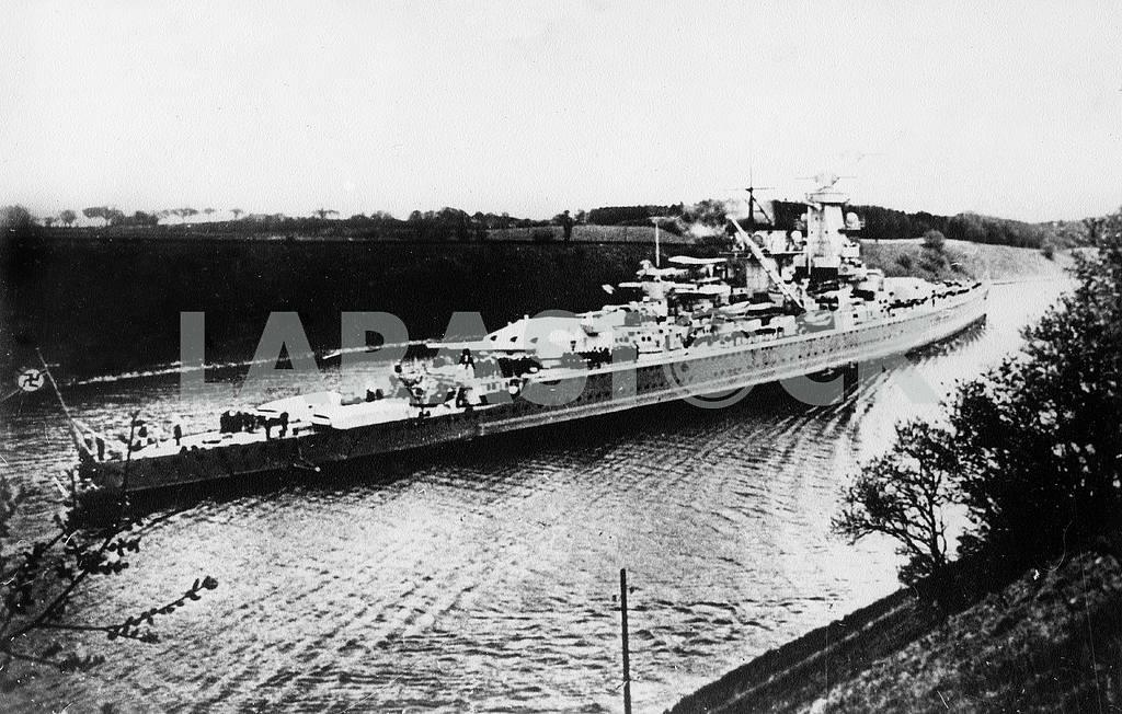 German battleship — Image 23259