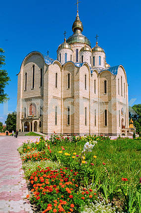 St. Michael's Cathedral - the highest in Ukraine