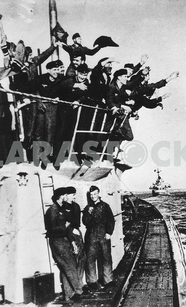 Soviet sailors — Image 23290