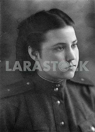 Soviet millitary nurse