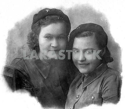 Red army millitary nurses