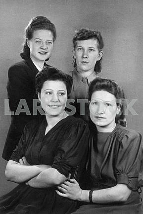 Soviet nurses.