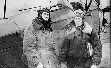 Russian pilots