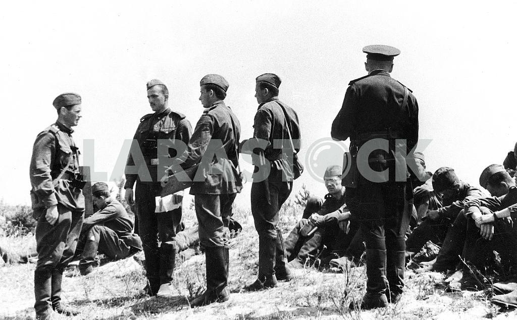 Soviet army training. — Image 23308