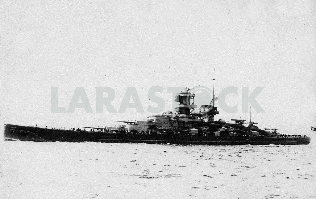 German battleship SCHARNHORST — Image 23312
