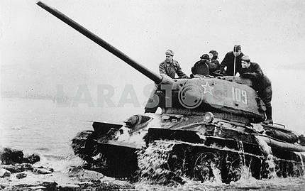 Soviet tank Т-34