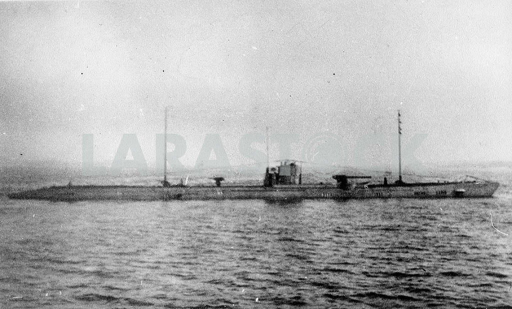 German submarine. — Image 23318