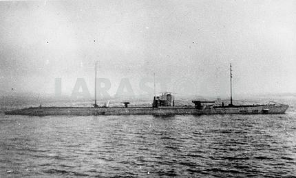 German submarine.