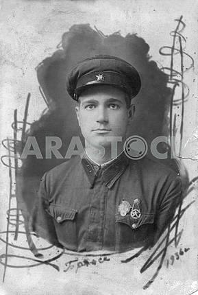 Photo Soviet soldier memory
