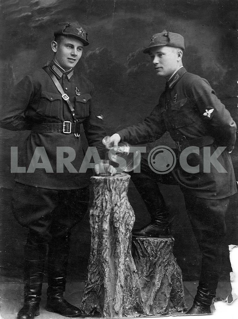 Soviet pilots — Image 23560