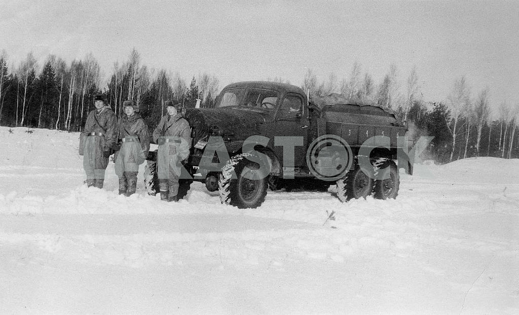 Soviet specialized team — Image 23563