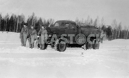 Советская специализированная бригада