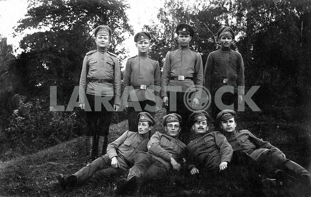 Русские солдаты. Первая мировая война — Изображение 23574