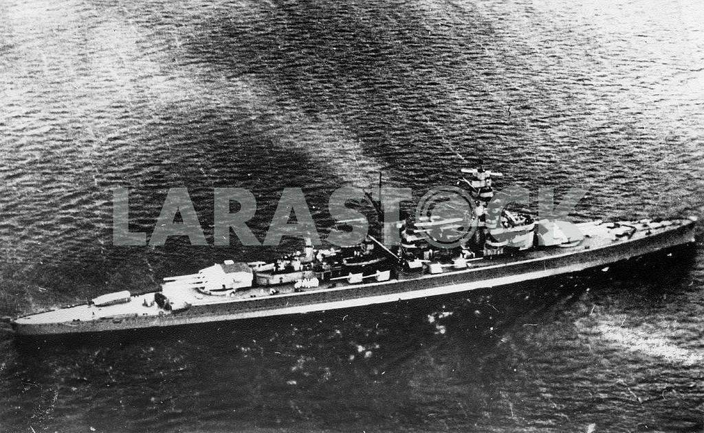 "German line ship ""ADMIRAL GRAF SPEE — Image 23592"