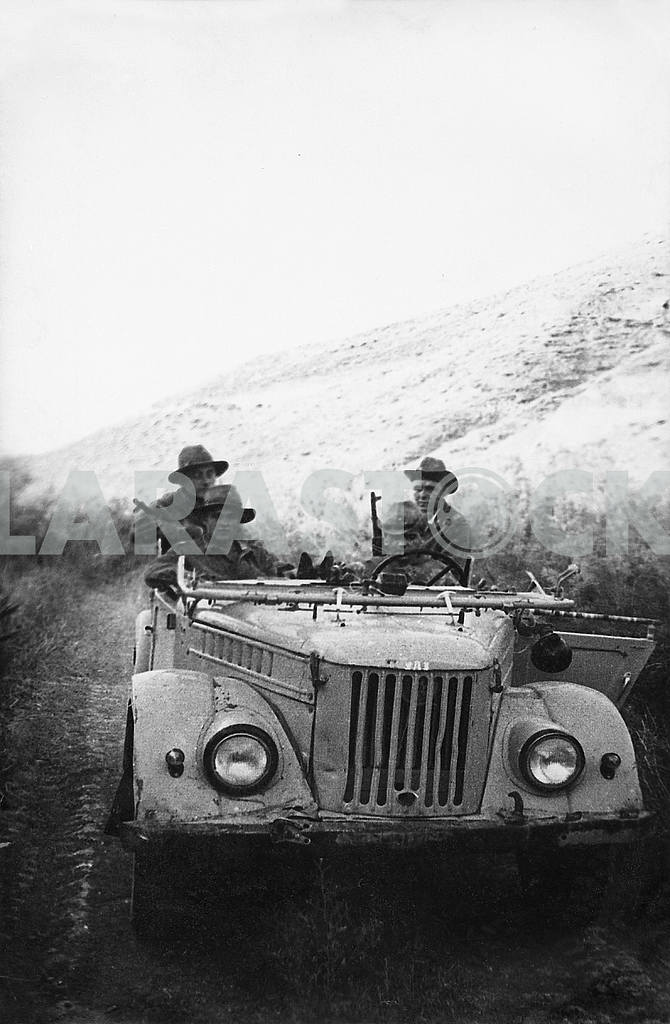 Soviet soldiers of Avganistan — Image 23593