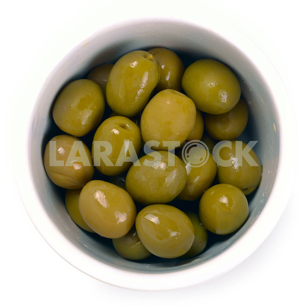 Olives in a bowl — Image 2477
