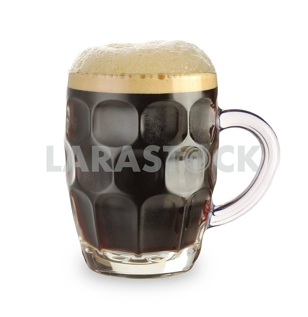 Mug of dark bee — Image 2572