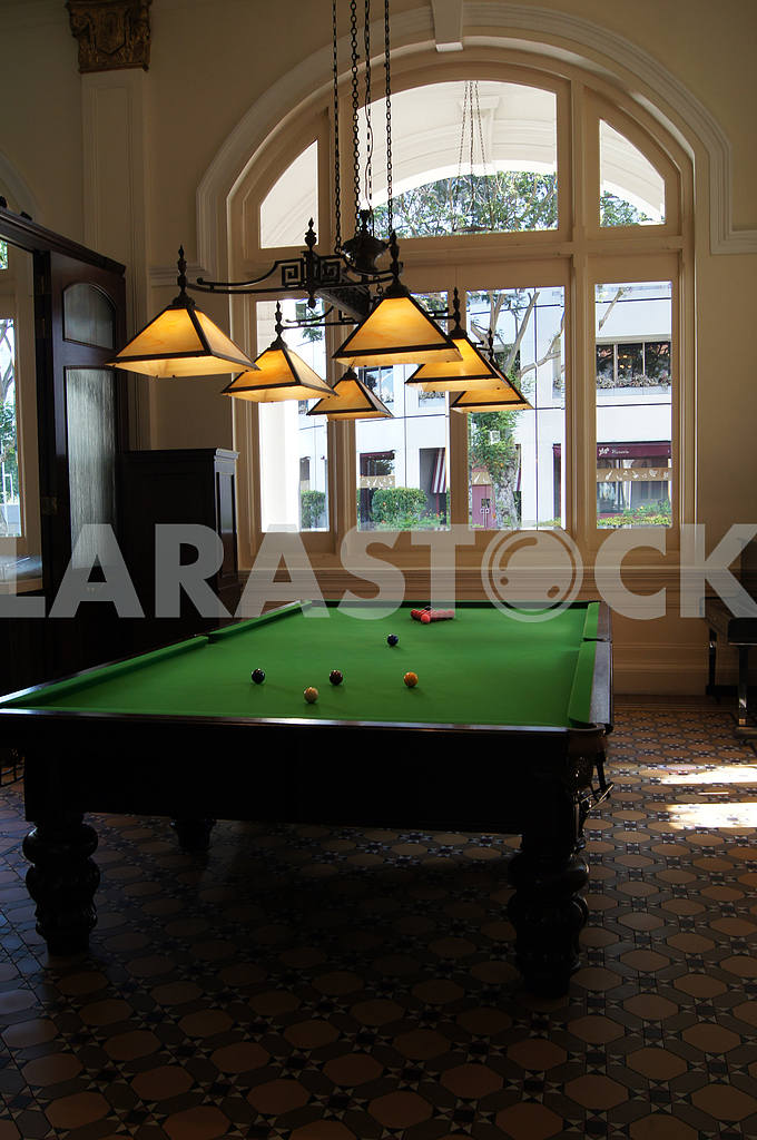 Snooker table — Image 26100
