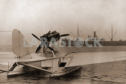 """Flying boat"" aircraft"