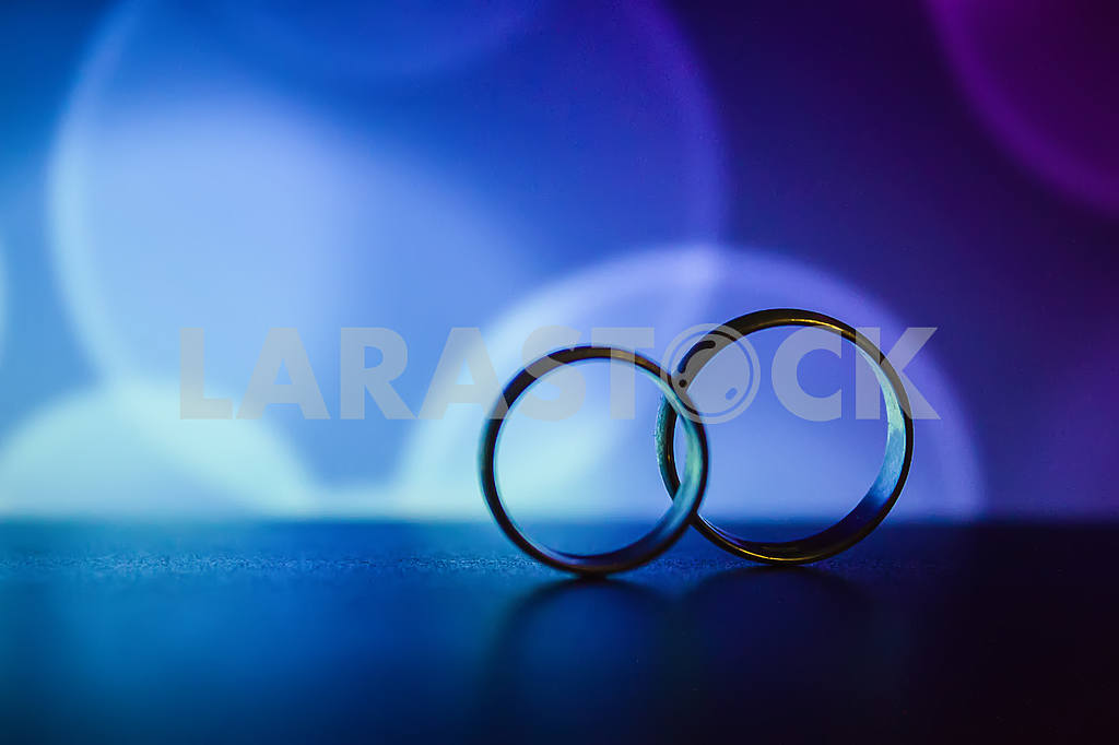Wedding rings — Image 26356