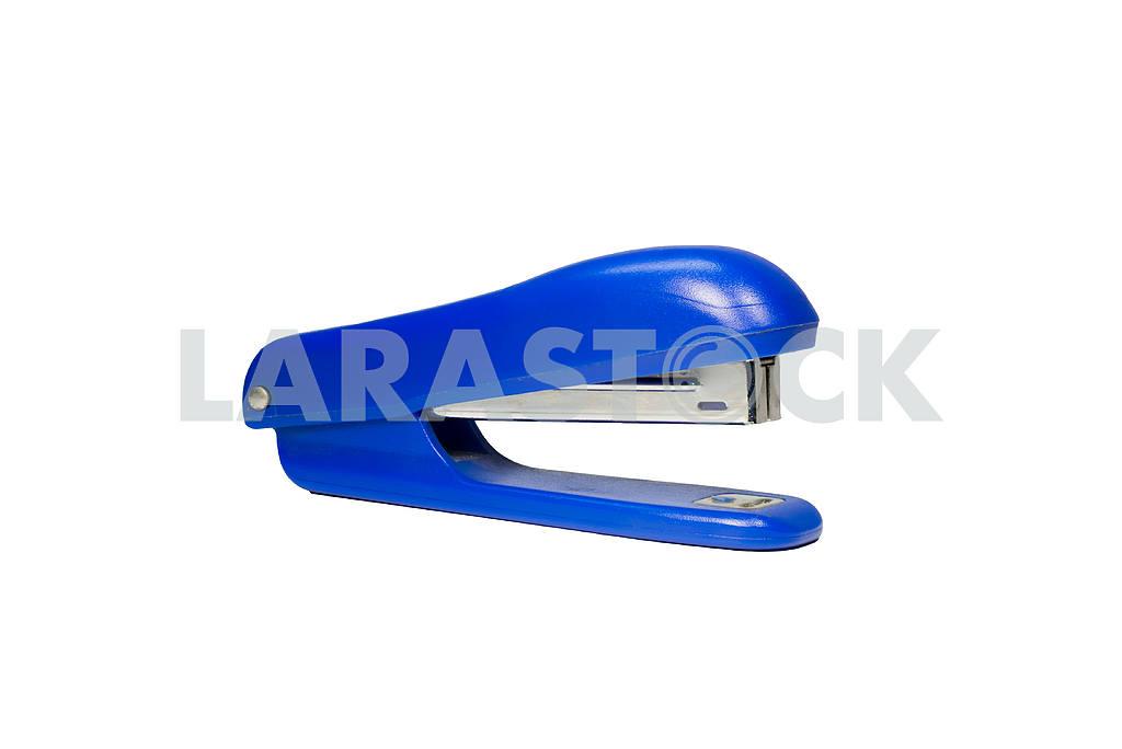 Blue stapler — Image 26409