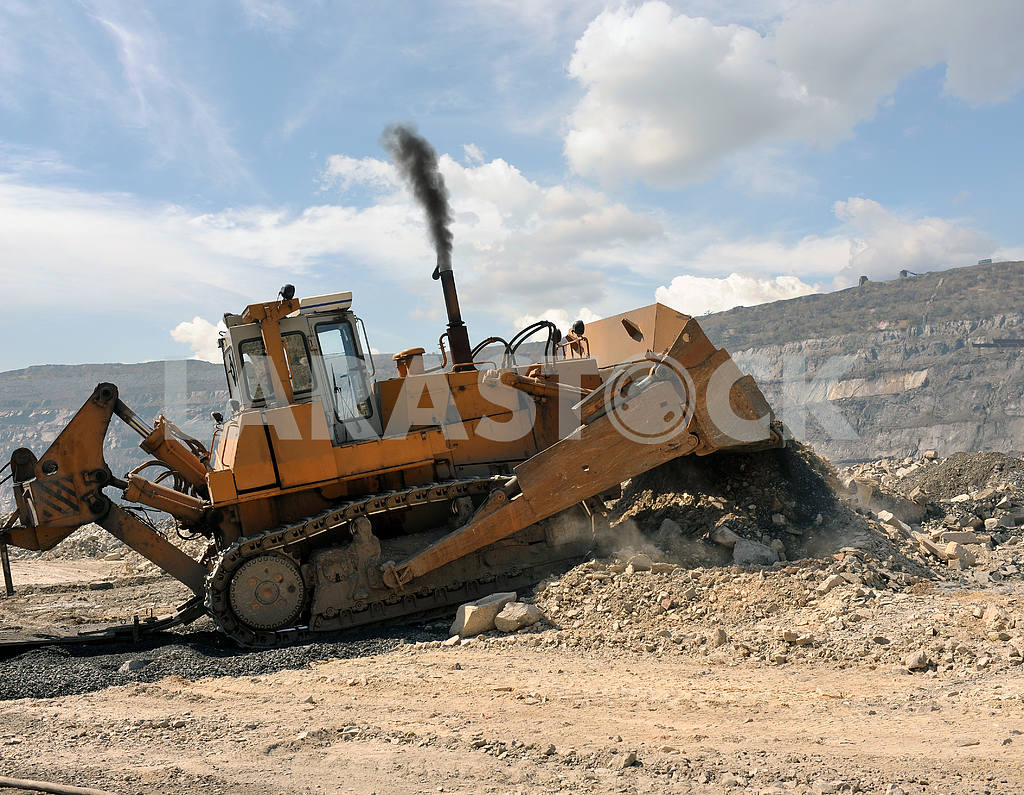 Wheel loader machine — Image 2641