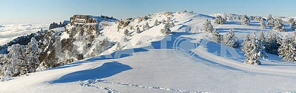 Плато панорама Ай-Петри