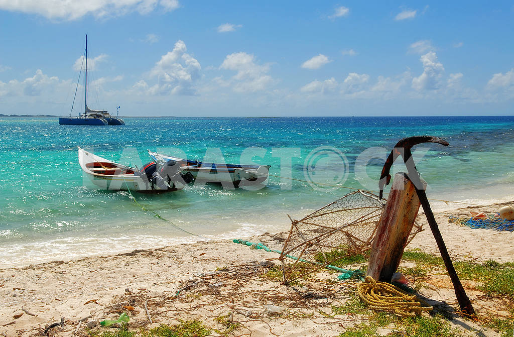 Fishing boats — Image 2724