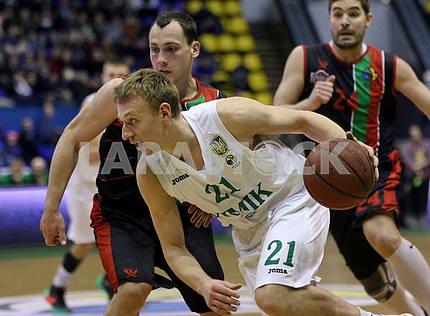 Ukrainian Cup Basketball