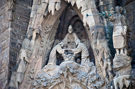 Portal of Hope Sagrada Familia