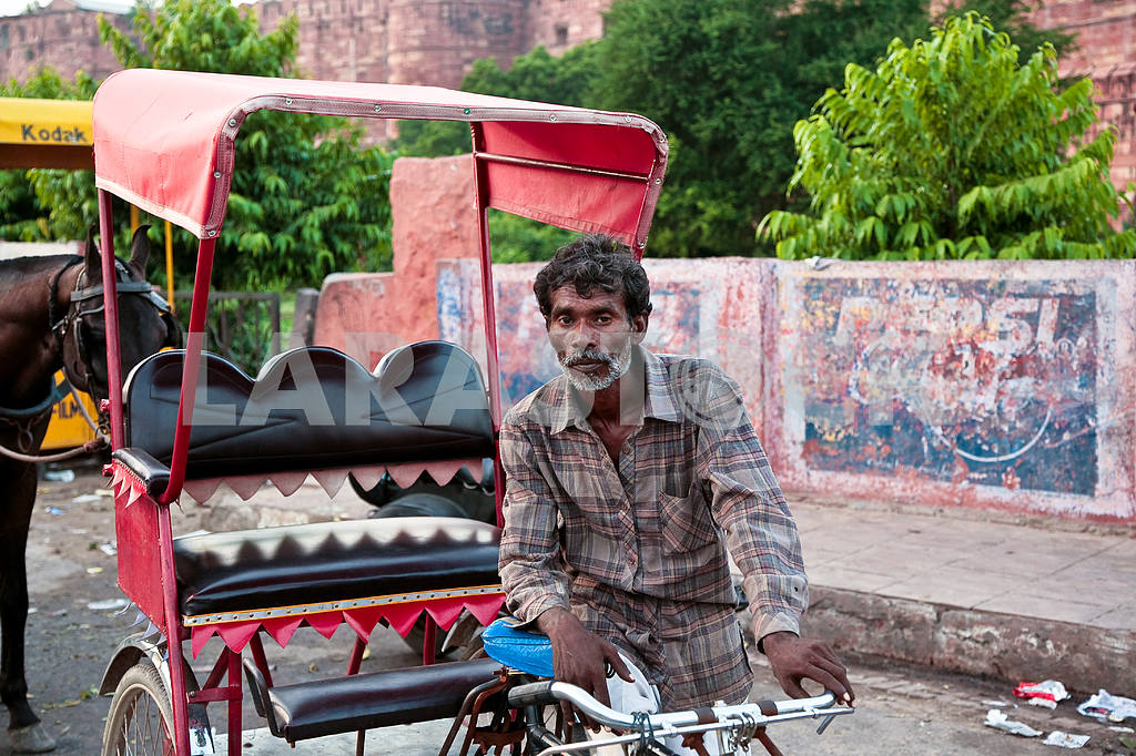 Indian rickshaw. — Image 27563