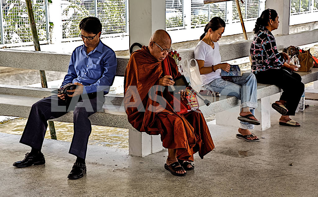 Angkok - The City of Chita citizens — Image 27781
