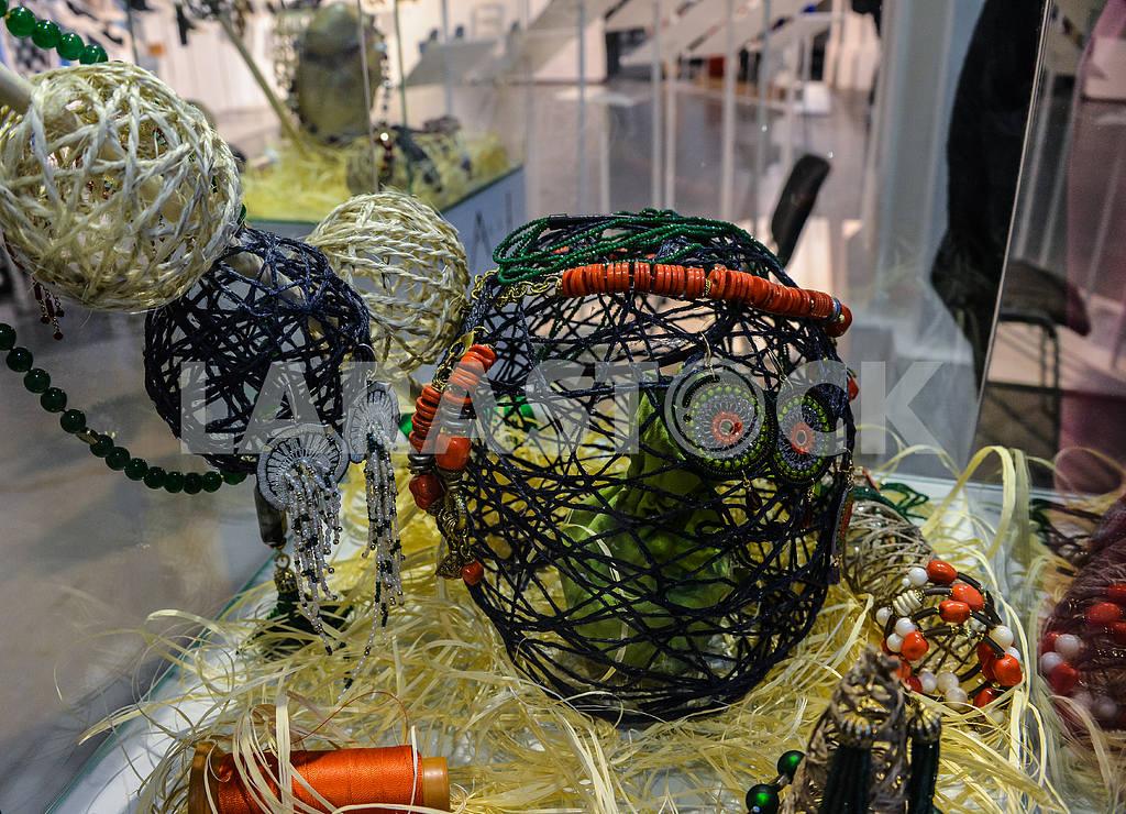 Exhibit Showcases collection of handmade jewelry — Image 28858