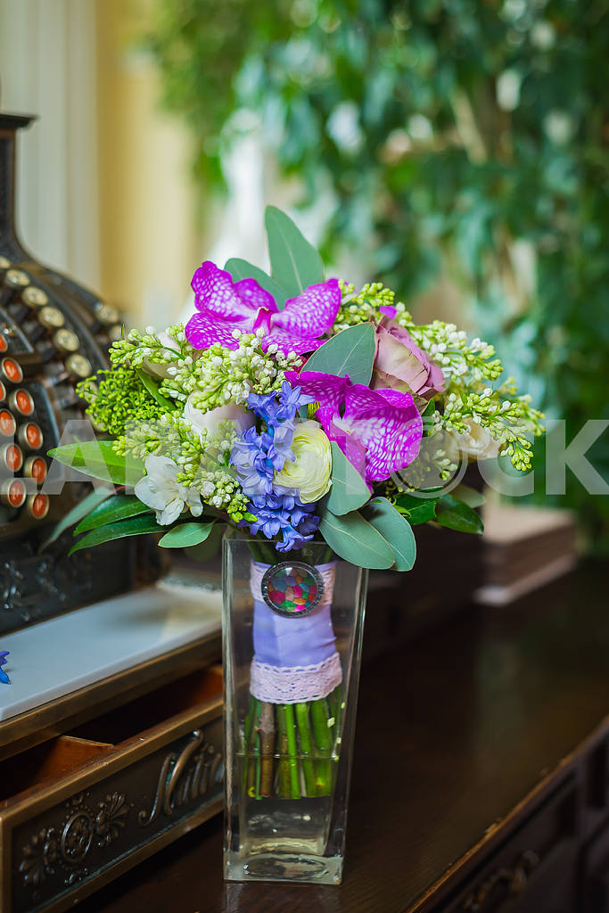 Wedding Bouquet for retro Wedding — Image 28927