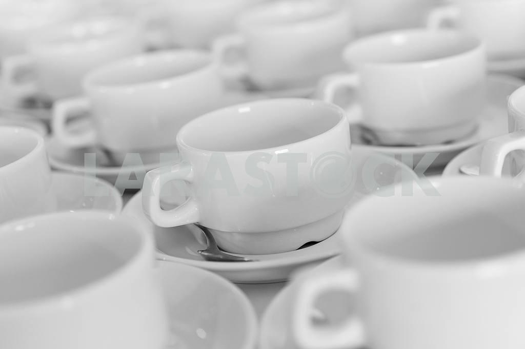 Tea cups — Image 3107