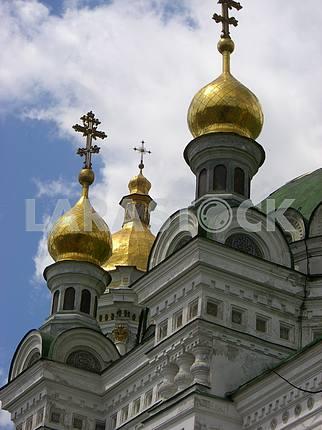 Lavra. Religion. Ukraine. 2009.