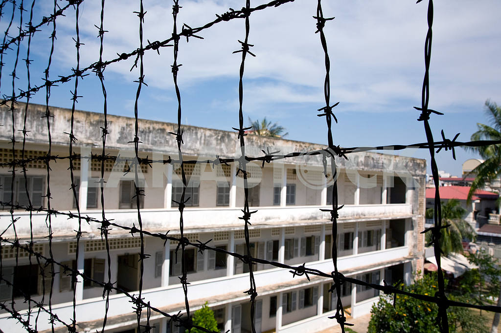 Tuol Sleng Genocide Museum, Phnom Penh — Image 3244