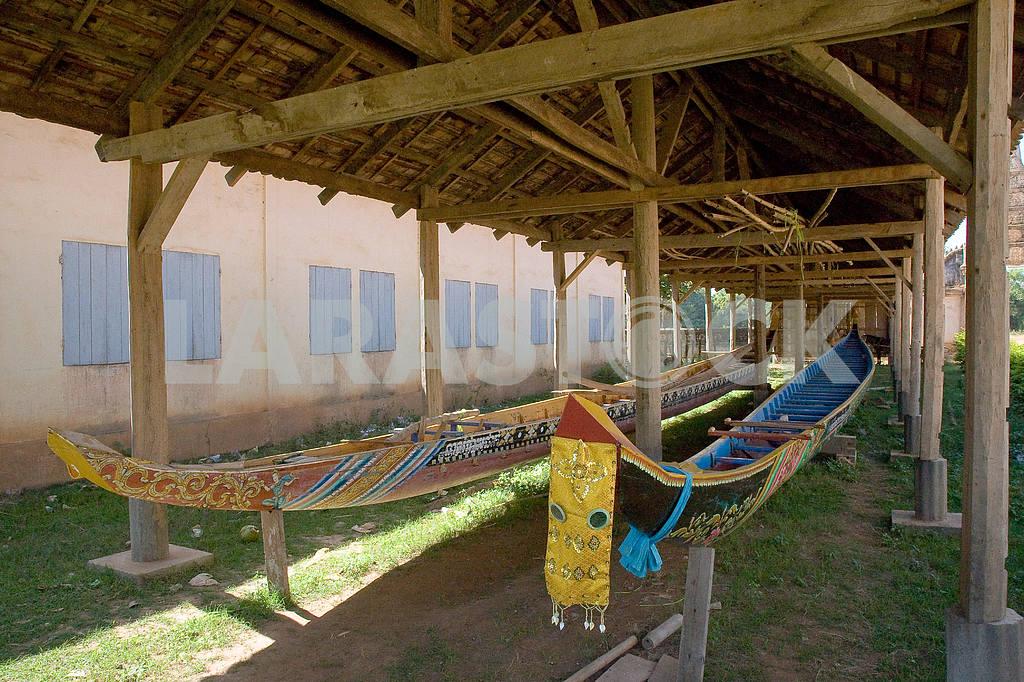 Boats Festival Bon Om Tuk — Image 3245