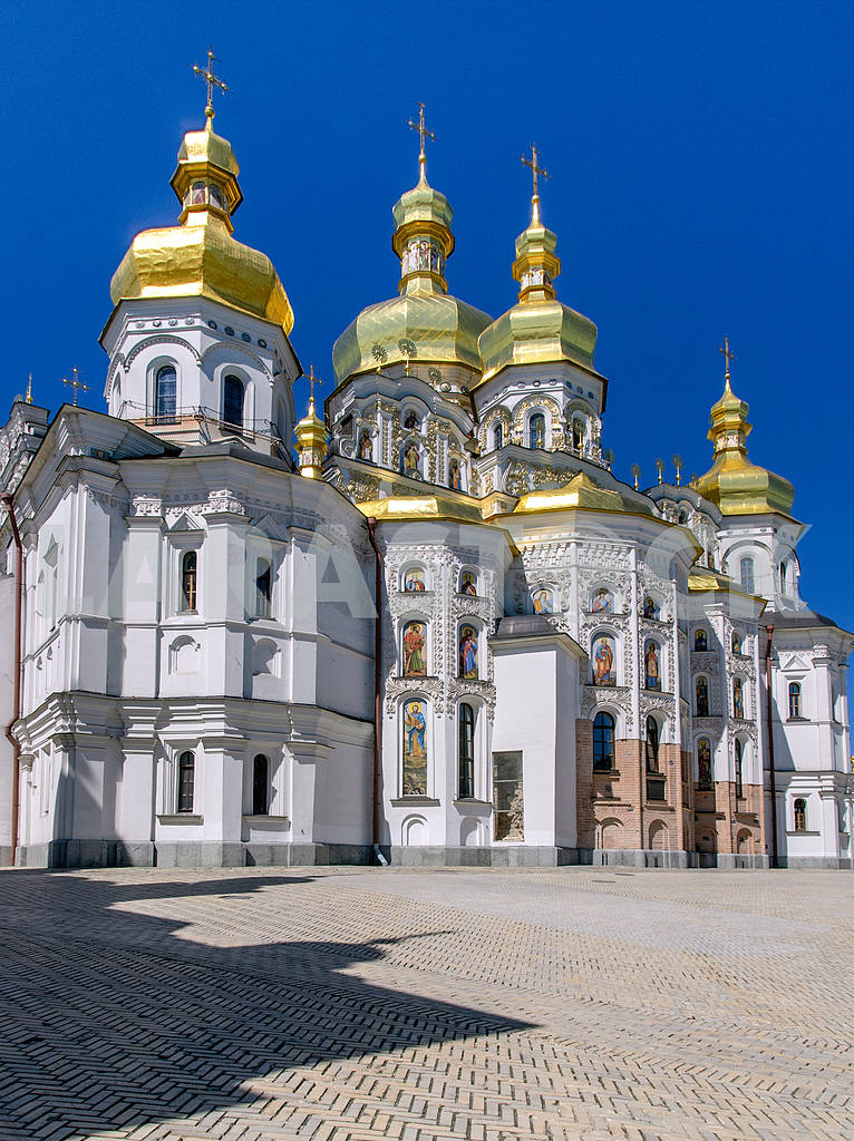 Assumption Cathedral of Kiev-Pechersk Lavra — Image 3250