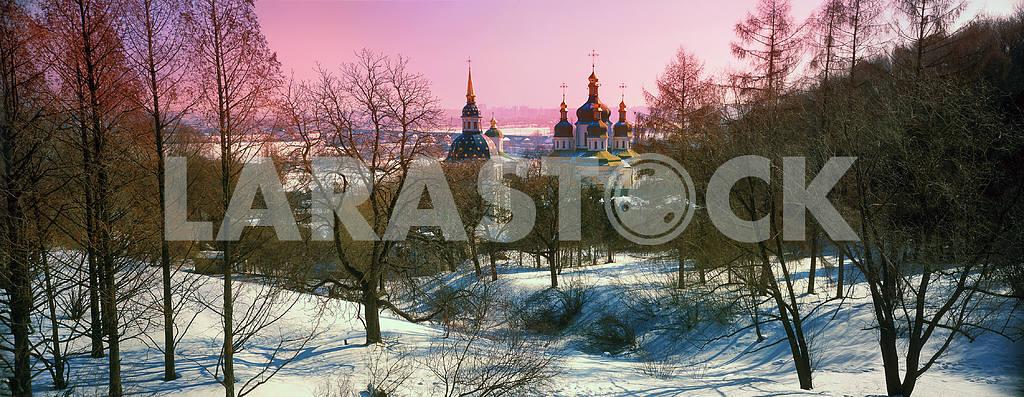 Vydubichevsky monastery  — Image 3280