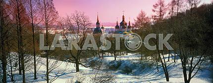 Vydubichevsky монастырь