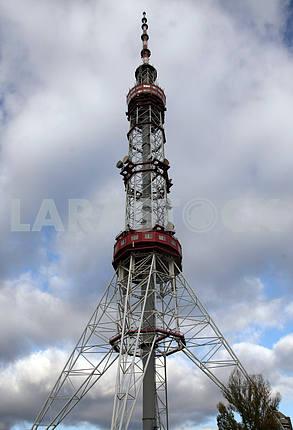 TV tower in Kiev