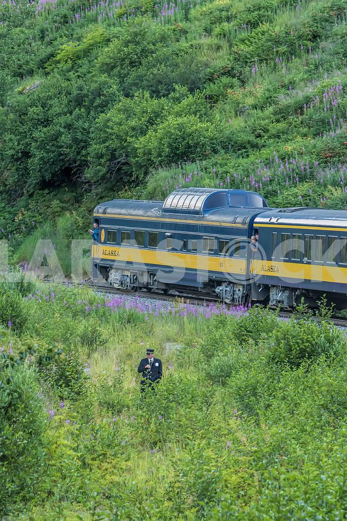 Railway passenger traffic — Image 33405