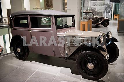 DKW Front F1. 1932