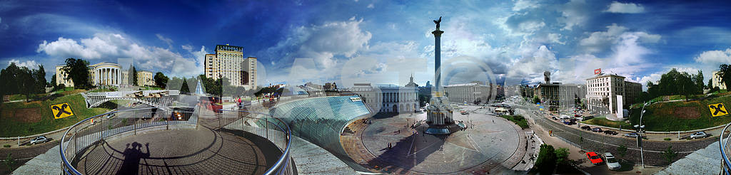 Daytime view of the Maidan — Image 3405