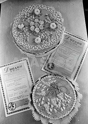 Торты киевских кондитеров