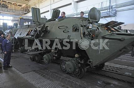 Kiev armored plant